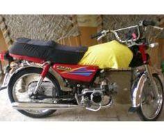 Honda CD-70 Red Color Model 2008 Good Condition For Sale In Attock
