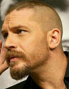 Ginger Men, Ginger Beard, Moustaches, Hairy Men, Bearded Men, Buzz Cut For Men, Mustache Styles, Beard Tattoo, Tom Hardy