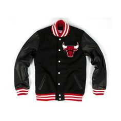 Mitchell&Ness chicago Bulls Jacket