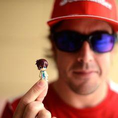 Fernando Alonso F1 Tomita