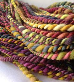 Flotsam  certified organic handspun yarn super by SpincycleYarns, $47.00