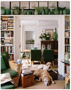 Green - Living