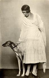 Trude Fleischmann   Portrait of Emmy R.                                                                                  + Follow this Artist                                                                                                                                                                        Portrait of Emmy R.