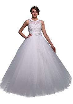 Fancode Women's Applique Princess Wedding Dress Fancode http://www.amazon.com/dp/B01CXZVD50/ref=cm_sw_r_pi_dp_4Bk7wb1W3TP8Y
