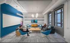 A Tour of Microsoft's New San Francisco Office Expansion - Officelovin'