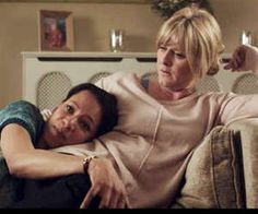 We finally see some homey relationship stuff between Caroline and Kate in this episode of Last Tango in Halifax Last Tango In Halifax, Sarah Lancashire, The Only Exception, Old Shows, Moving Pictures, Thought Provoking, Lgbt, Movie Tv, Actresses