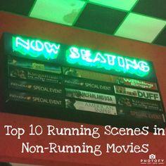 Top 10 Running Scenes in Non-Running Movies