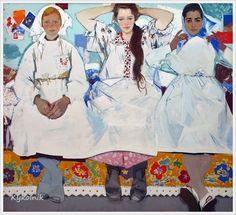«Впечатления дороже знаний...» - Изобразительное искусство СССР. Женщины Страны Советов... 5