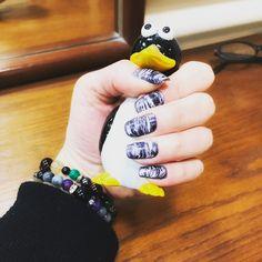 Today's Nail Art💅🏻 #ネイルアート#nailart #instapic #instagood #instadaily