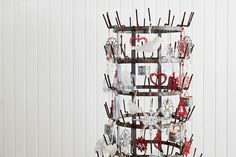 Styled Sealed Delivered - Christmas Hanging Tree