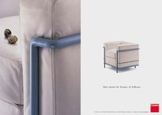 Read more: https://www.luerzersarchive.com/en/magazine/print-detail/cassina-7778.html Cassina Every day needs beauty. Tags: Cassina,Bozell Testa Pella Rossetti, Milan,Paolo Rossetti,Acadmia del Communicazione, Milan,Paolo Bolzoni