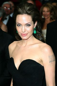 Angelina Jolie in 81st Annual Academy Awards - Arrivals