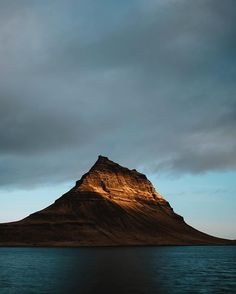 It's crazy hot, so I'm thinking Iceland thoughts. Here's Kirkjufell in some killer light just after sunrise. . . . #kirkjufell #grundarfjörður…