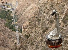The Palm Springs Aerial Tramway And Mount San Jacinto State Park, by InfoBarrel writer TanoCalvenoa. This is in Southern California and well worth doing if you can.