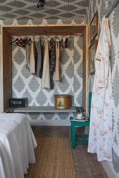 Isabel Lopez, Boutique, Wardrobe Rack, Contemporary Design, Inspiration, Furniture, Home Decor, Country Living, Mountain