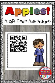 Apple Science Task Cards Sing Think and Move QR Codes Reading Task Cards, Math Task Cards, Elementary Science, Elementary Teacher, Kinesthetic Learning, Kids Singing, Math Anchor Charts, Love Teacher, Kids Moves