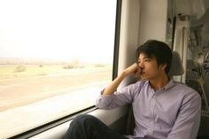 Man thinking on a train journey. No Expectations No Disappointments, Forgetting Things, Choosing A Career, Feeling Left Out, Train Of Thought, Change Management, Your Head, Train Journey
