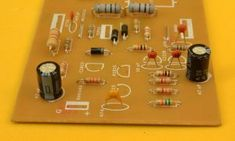 Amplificador 12v, Hifi Amplifier, Electrical Circuit Diagram, Electric Circuit, Electrolytic Capacitor, Arduino, Projects To Try, David Gonzalez, Itachi