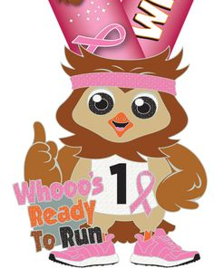 Whooo's Ready To Run Virtual Run.