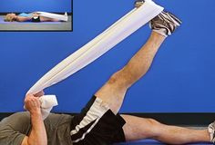 Learn exercises to relieve knee osteoarthritis pain and stiffness from this WebMD slideshow. Photographs illustrate moves to strengthen the knee and help prevent knee injury.
