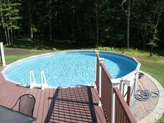 Exterior: Classic Above Ground Pool Step Anchor from 3 Most-Wanted Above Ground Pool Stairs Of The Year
