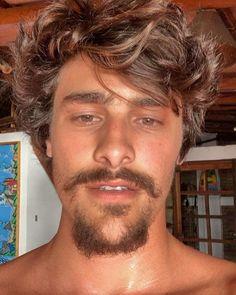 Mustache Styles, Beautiful Men, Hair Cuts, Handsome, Boys, Future, Goatee Beard, Moustache, Beards