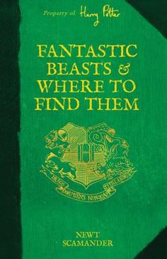 Fantastic Beasts & Where to Find Them | Newt Scamander | www.houstonlibrary.org | 832-393-1313