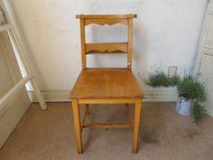 Church Chairs ボックス付のチャーチチェア85 椅子 英国アンティーク家具 インテリア 雑貨 Antique ¥11000yen 〆06月10日