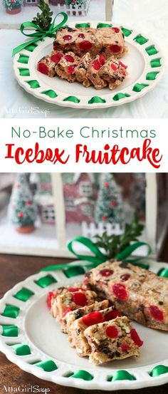 If you think fruitcake is a joke or the worst Christmas gift ever, this icebox fruit cake recipe will change your mind! Give it a try, and you'll see what all the fuss is about!