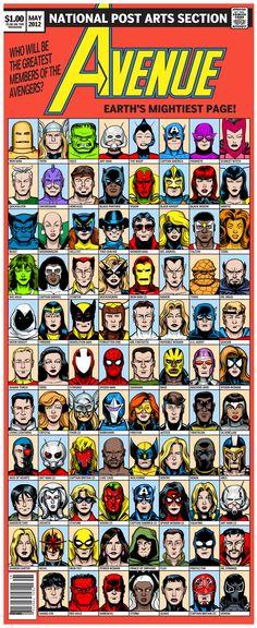 Every Avenger