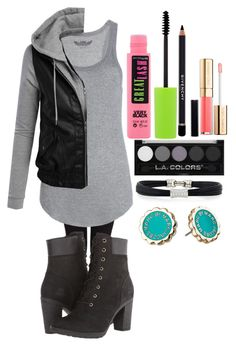 Untitled #349 by thisisvintage on Polyvore featuring polyvore, fashion, style, Zadig & Voltaire, LE3NO, Topshop, Timberland, Marc by Marc Jacobs, Alor, Maybelline, Givenchy, Dolce&Gabbana and clothing