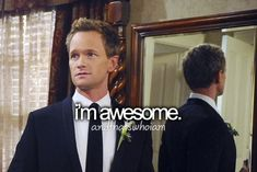 ...and that's who I am. ;)