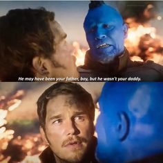 Guardians of the Galaxy Vol 2 | Yondu and Peter