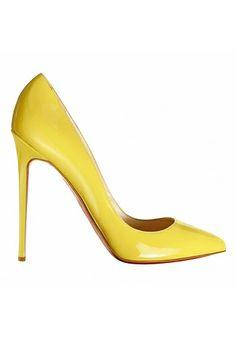Yellow Vogue   Yellow Fashion