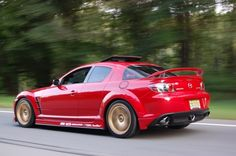 Mazda Rx8 2004 Review