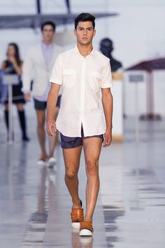 Male Fashion Trends: Nuno Gama Spring-Summer 2017 - Moda Lisboa