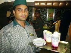 Falooda at Baadshah, Mumbai