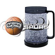San Antonio Spurs Freezer Mug