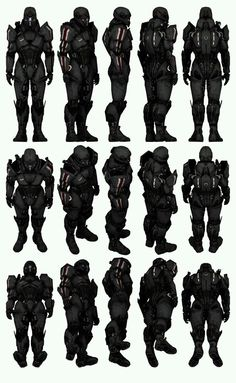mass_effect 3 destroyer_soldier ✤ || CHARACTER DESIGN REFERENCES | キャラクターデザイン • Find more at https://www.facebook.com/CharacterDesignReferences if you're looking for: #lineart #art #character #design #illustration #expressions #best #animation #drawing #archive #library #reference #anatomy #traditional #sketch #development #artist #pose #settei #gestures #how #to #tutorial #comics #conceptart #modelsheet #cartoon || ✤
