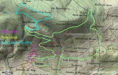 Mapa Zofreral Cobrana Tres Rutas