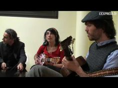 ▶ Piers Faccini: la toy session acoustique - YouTube