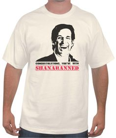 Congratulations, you've been Shanabanned! Get it now on Slingshot Hockey.
