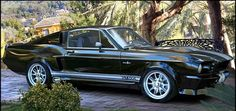 1967 Ford Mustang Super Snake Eleanor Gt500