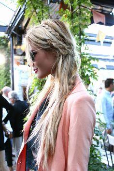 NYFW: Skaist Taylor Barefoot Blonde by Amber Fillerup Clark
