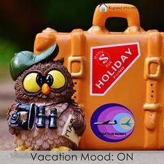 Κυριακή στο σπίτι: Vacation Mood: ON