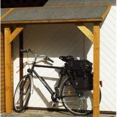 Afdak voor fietsen 178 x 70 x 188 cm