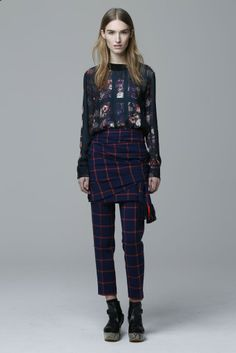Thakoon Addition Pre-Fall 2014.