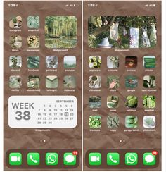 Iphone Home Screen Layout, Iphone App Layout, Ios Design, Iphone Design, Iphone Background Wallpaper, Aesthetic Iphone Wallpaper, Home Screen Pictures, Organize Apps On Iphone, Future Iphone