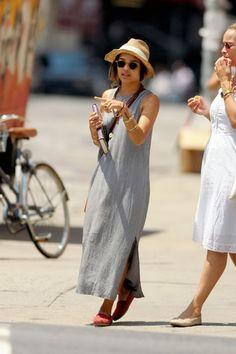 Zoë Kravitz - Wall Street of Fashion