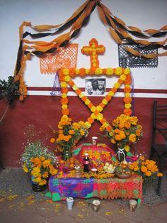 Dia de los muertos en Pátzcuaro